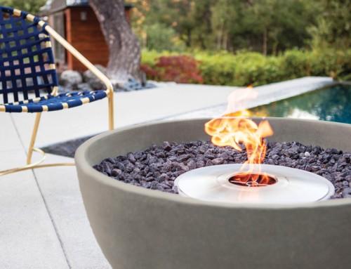 Environmentally friendly fire pits
