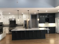 remodeled kitchen for retirement home
