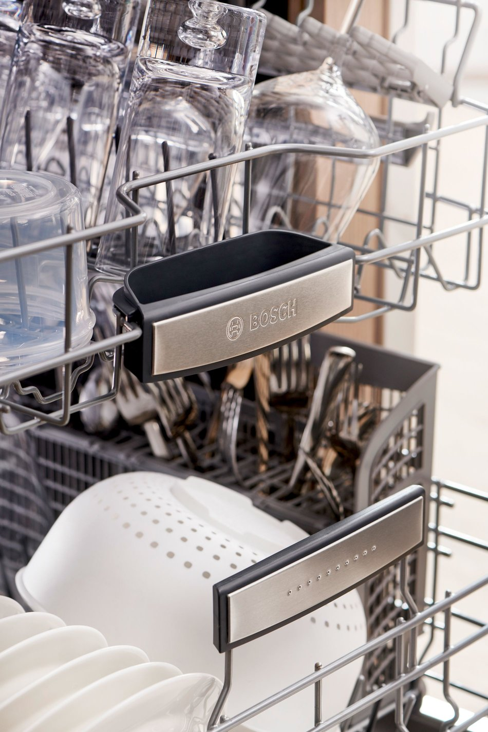 High end dishwasher