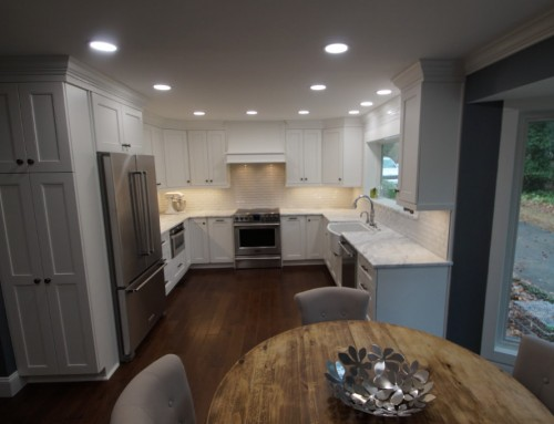 Remodeled kitchen = Happy home